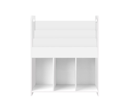 Keezi Children's Bookshelf, Storage Organizer