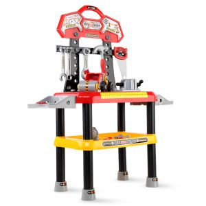 Children's  Workbench Play Set - Red