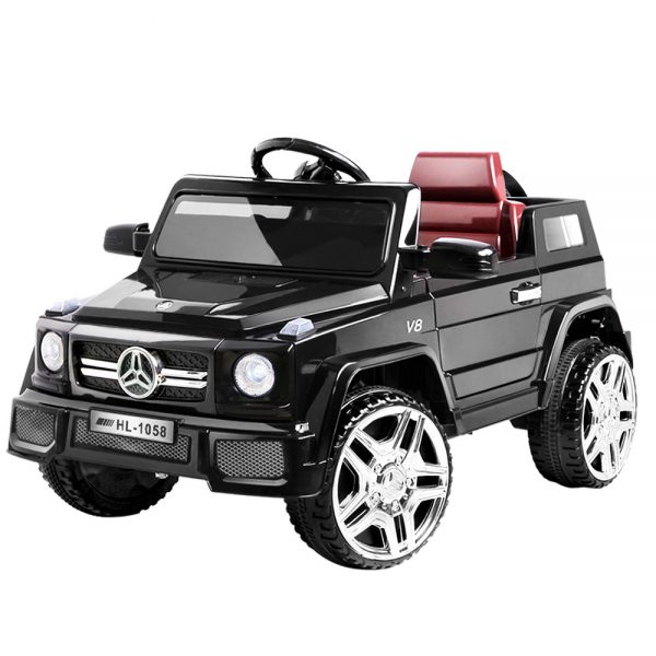 Replica AMG G50 | Kids Ride on Car | Upgraded Suspension Black