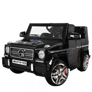 Ride On Car Mercedes Benz Licensed G65 12V Electric Black