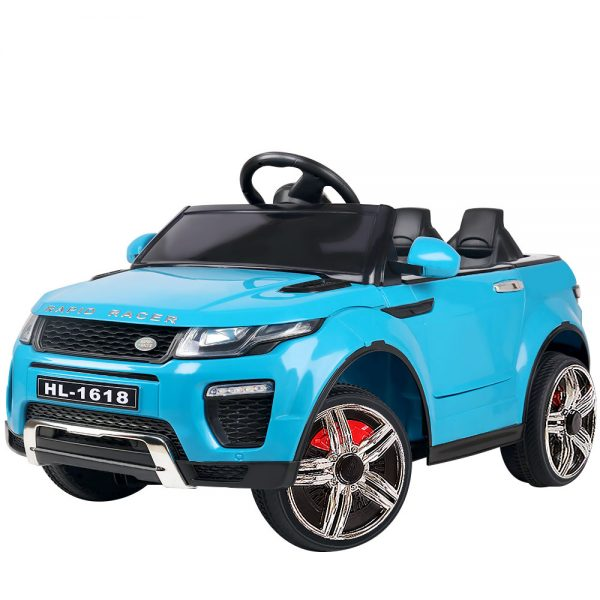 Kids Ride On Car- Blue
