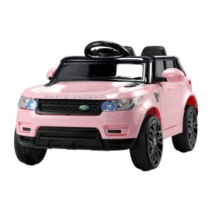 Kids Pink Ride on Car