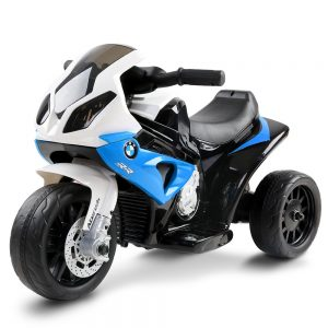 Kids Ride On Motorbike BMW Blue
