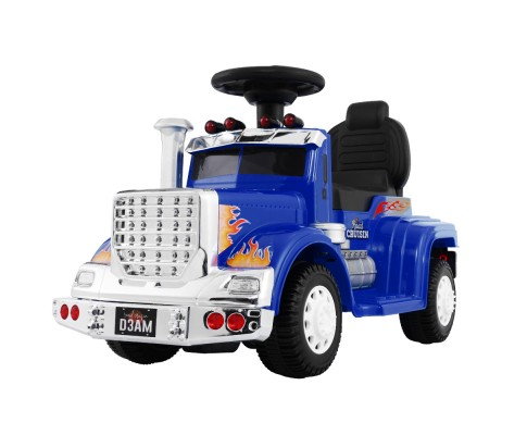 Children's Electric Ride On Cars Battery Truck Blue