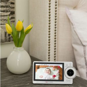 5 WiFi Video Baby Monitor w/ Remote Access""
