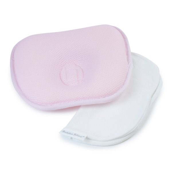 Breathe Easy® Infant Head Rest -Pink
