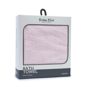 Everyday Essentials Bath Towel - Pink