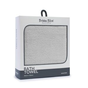 Everyday Essentials Bath Towel - Grey