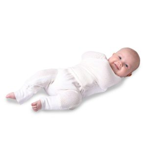 Buy One Get One Free Air+ Swaddle Suit White
