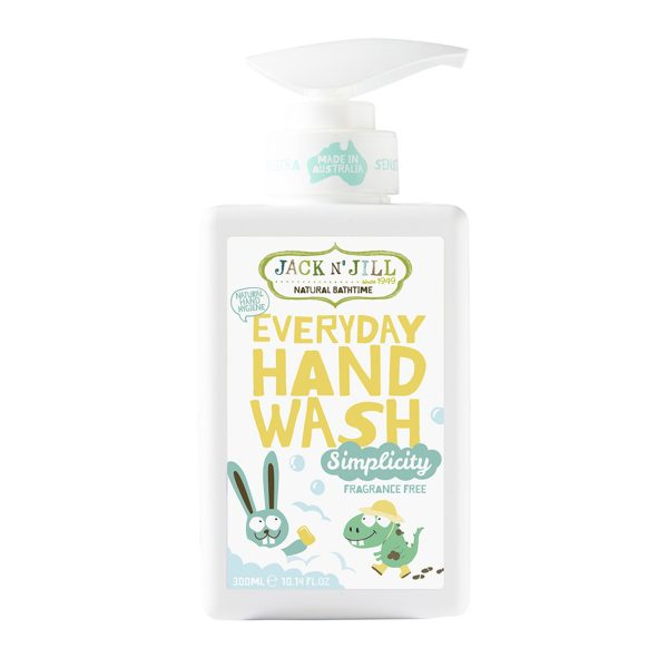 Jack N' Jill Everyday Hand Wash Simplicity 300ml