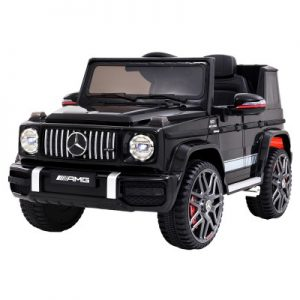 Mercedes-Benz Kids Ride On Car Electric AMG G63 12V Black