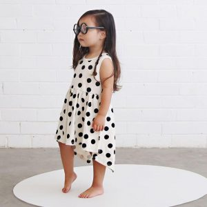 Small Spot Single Dress