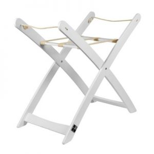 Bbc Moses Basket Stand Kd - White