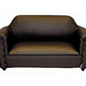 Brown Double Seater Lounge