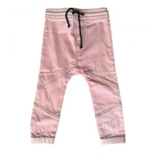 Anarkid Denim Joggers Pink