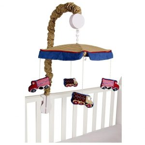 Amani Bebe - Under Construction Cot Mobile
