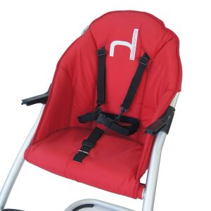 Home High Chair-Red