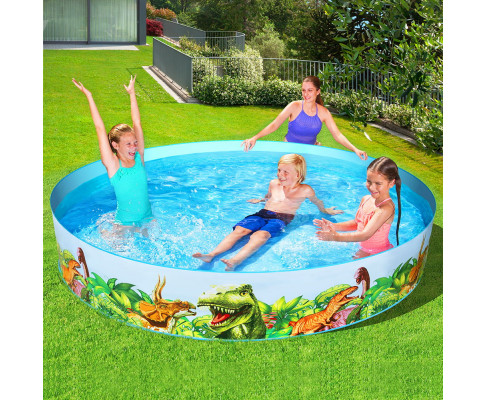 Bestway Kids Inflatable Swimming Pool Above Ground-Round